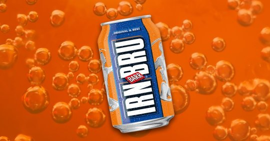 Irn-Bru tastes different after the sugar tax so one man is making his own