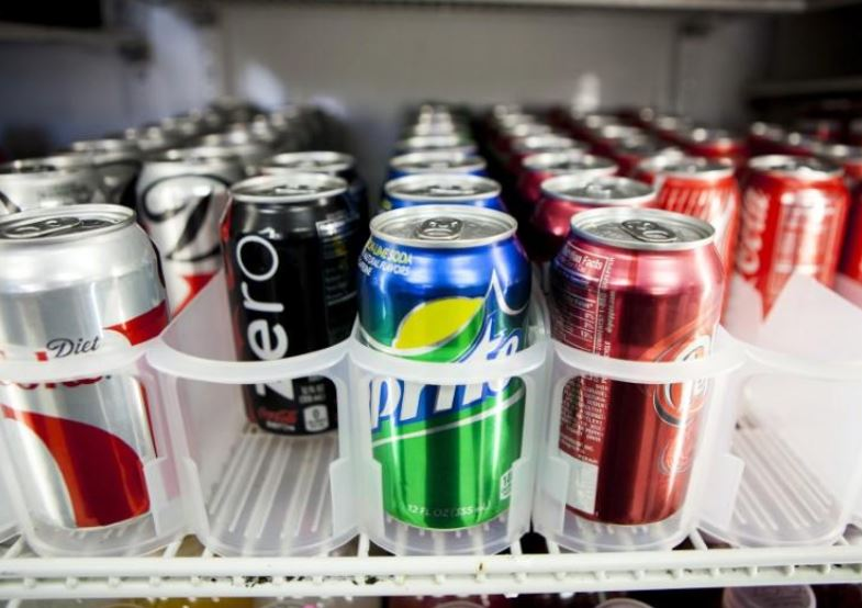 California law makers push for health warning labels on soft drinks