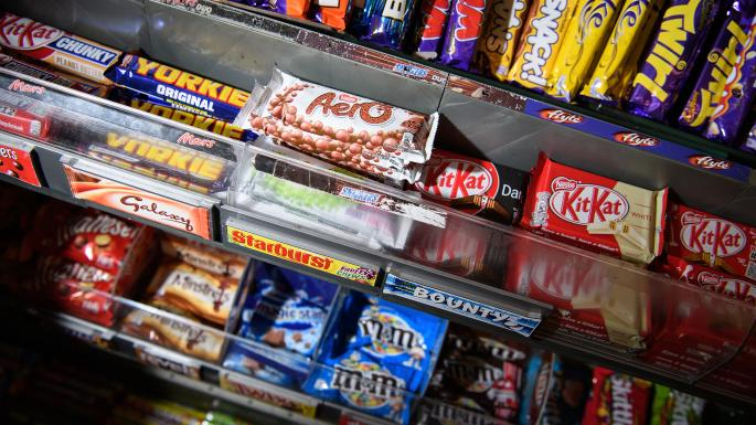 Chocolate to face tax unles sugar levels are lowered
