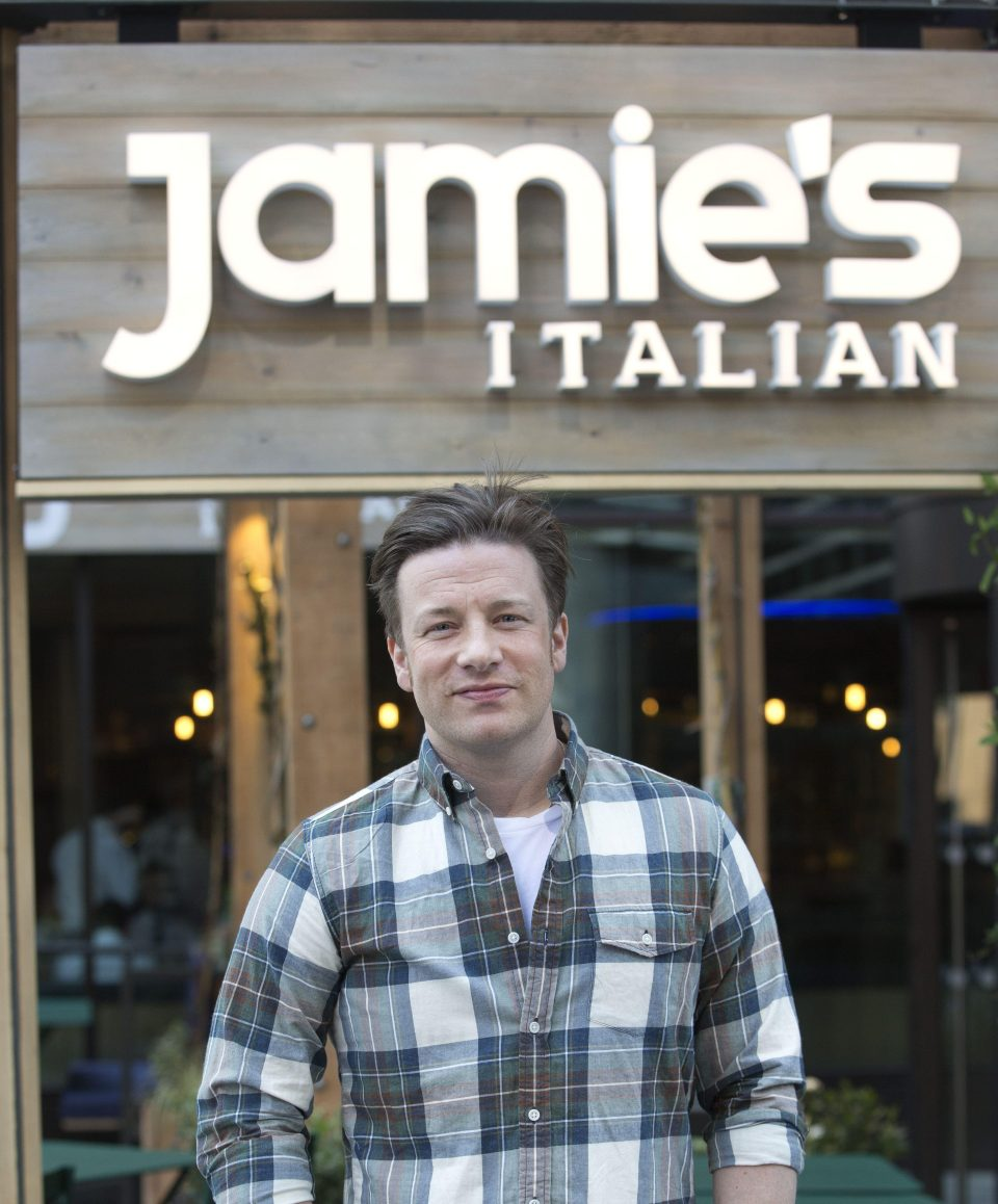 Jamie Oliver criticised for sugar and fat levels served at his own restaurant