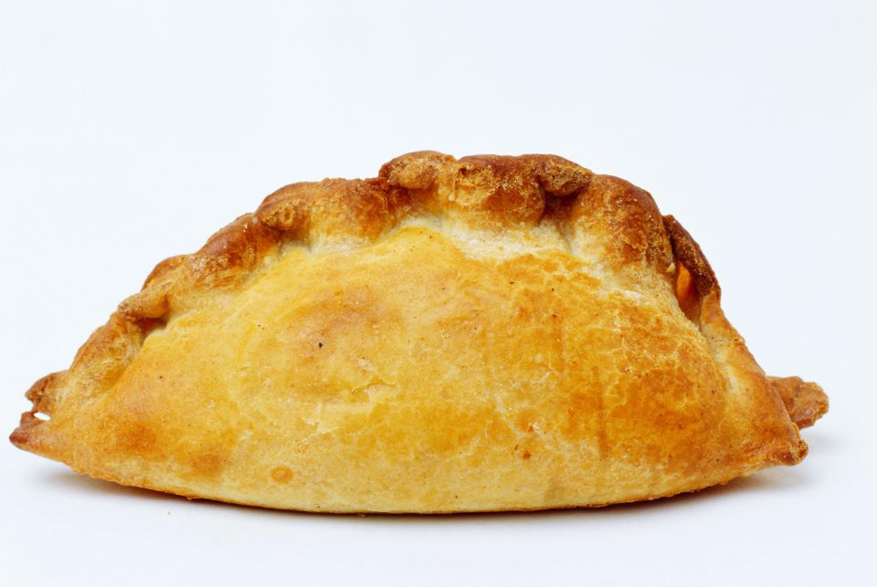 Cornish pasties to be made WITHOUT pasty to cut calories?