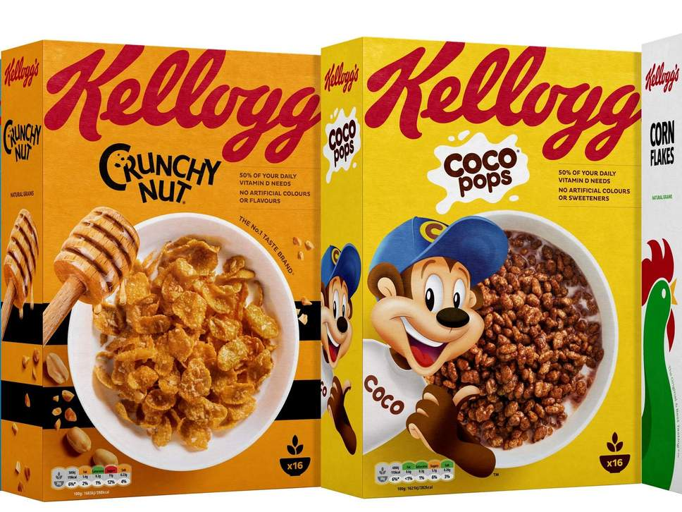 'Irresponsible' cartoon characters on sugary cereals vowed  to be banned to tackle obesity crisis