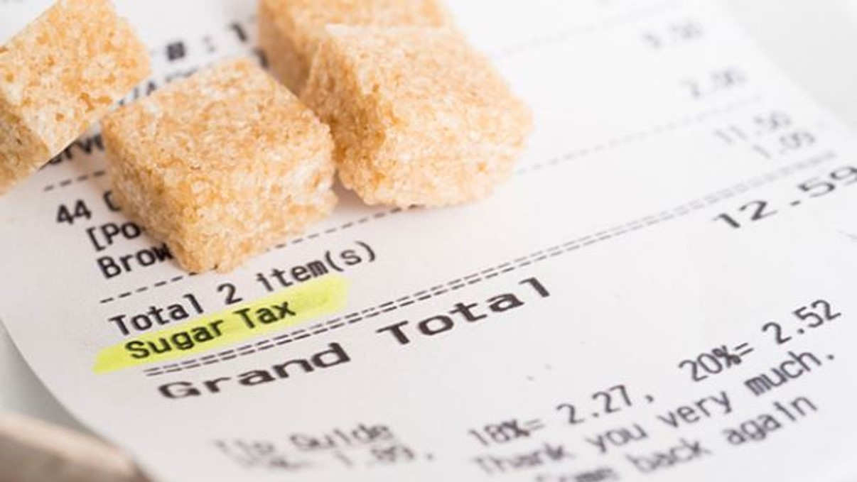 Bermuda introduced a 75% sugar tax which affects sugary food and drink items