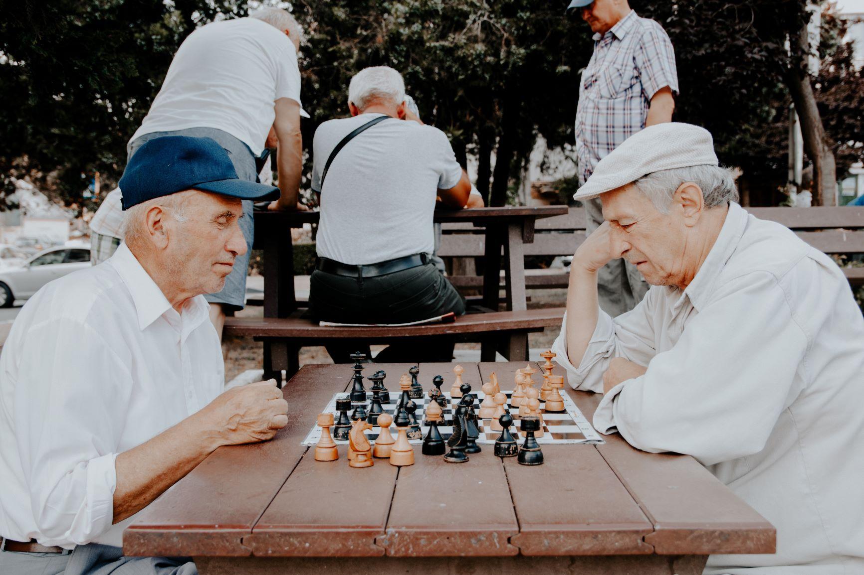 Senior citizens and retirees
