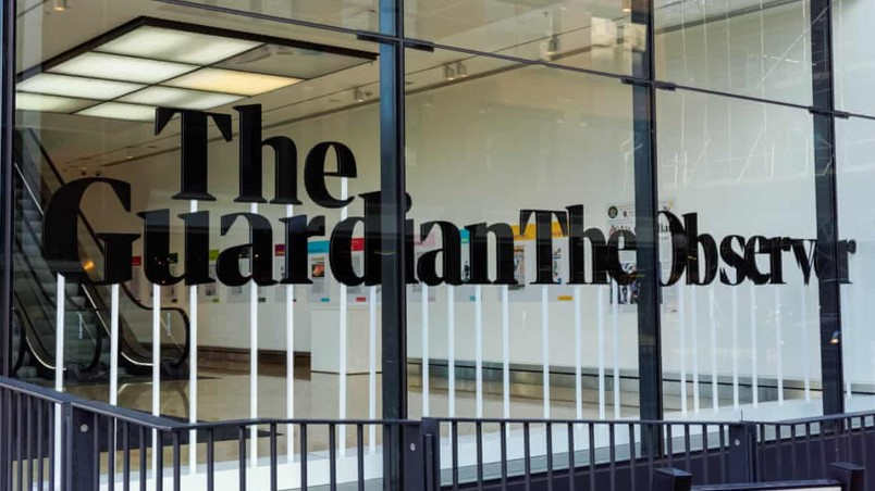 The Guardian bans advertising from companies that extract fossil fuels